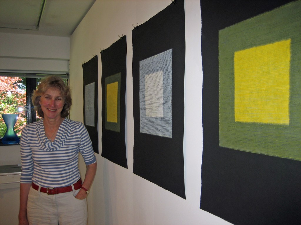 design-for-living-high-cross-house-exhibition-collagraphs-deborah-treliving-British-artist