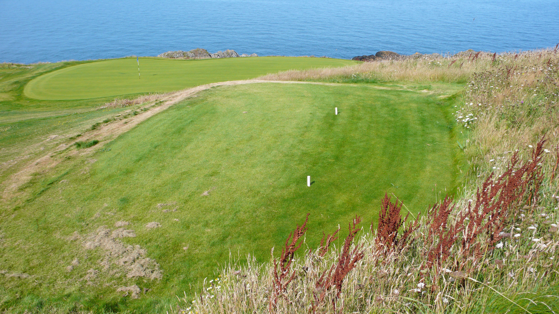 Nefyn-golf-course-Deborah-Treliving-contemporary-British-artist