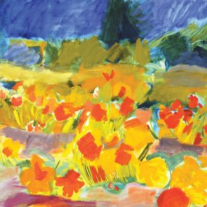 Summer-Flowers-card-Deborah-Treliving-contemporary-British-artist